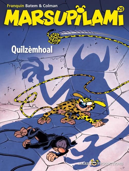 Marsupilami T.29 ; Quilzèmhoal