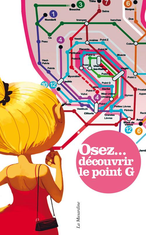 OSEZ ; découvrir le point G