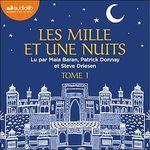 Vente AudioBook : Les Mille et Une Nuits, tome 1  - . Anonyme