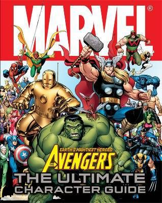 Marvel ; The Ultimate Character Guide