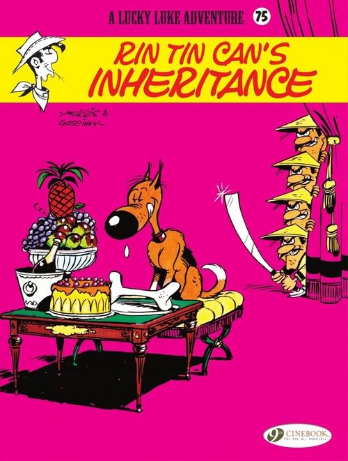 Lucky Luke T.75 ; rin tin can's inheritance