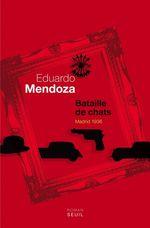 Vente Livre Numérique : Bataille de chats. Madrid 1936  - Eduardo Mendoza