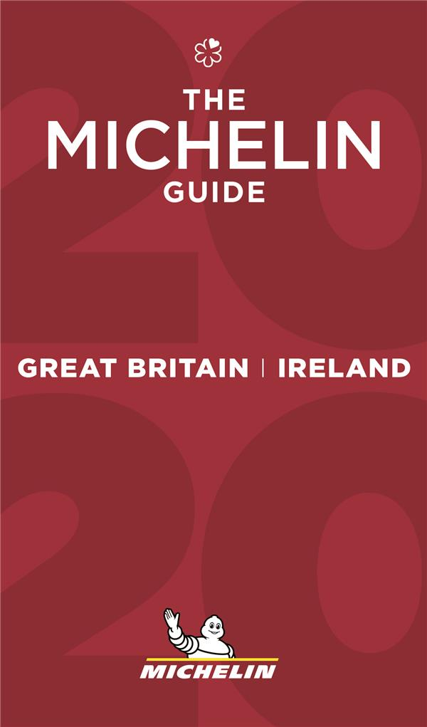 Great Britain & Ireland ; the Michelin guide (édition 2020)