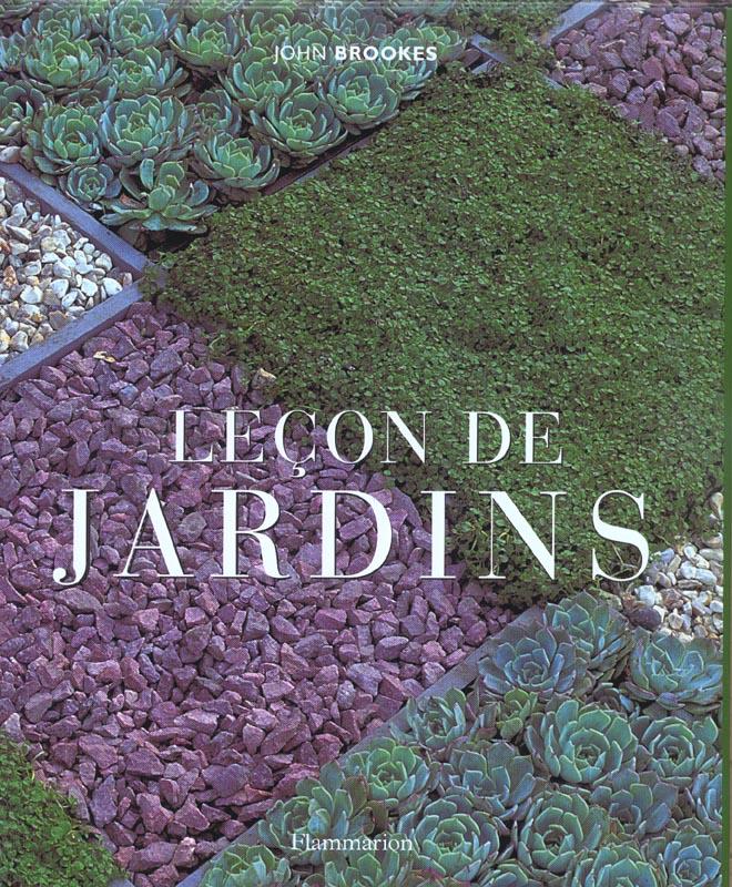 Lecon De Jardin