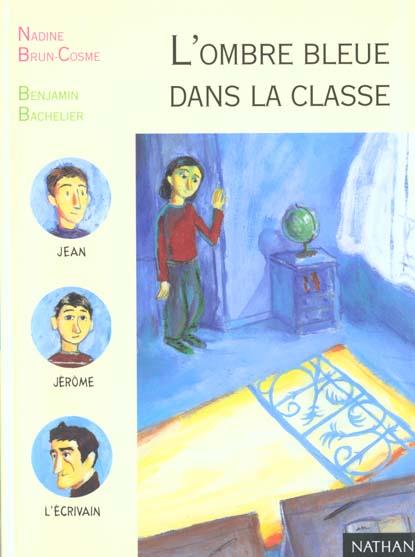 L'ombre bleue dans la classe