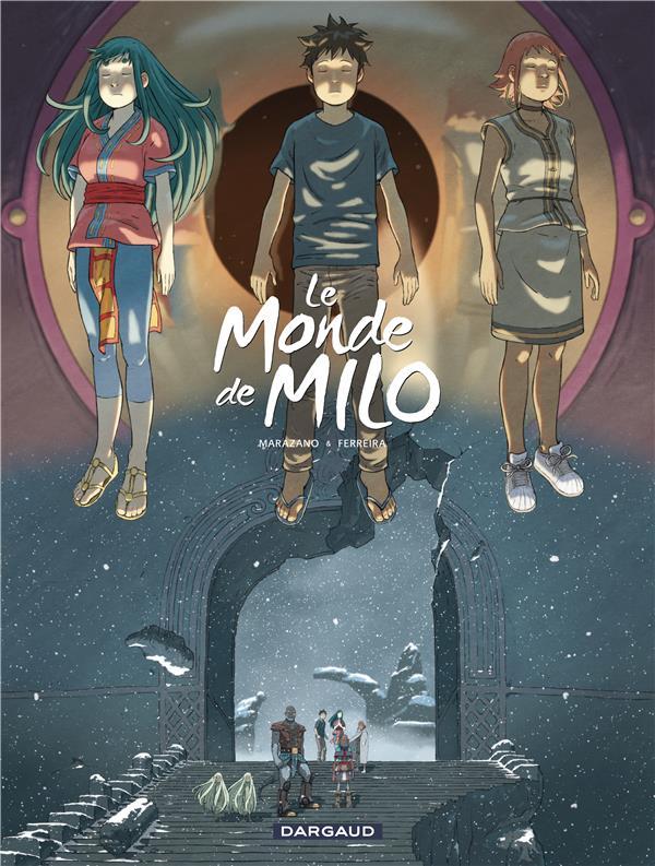 Le monde de Milo T.8