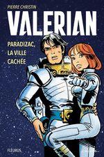 Vente Livre Numérique : Valérian - Paradizac, la ville cachée  - Pierre Christin