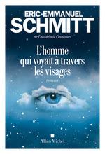 Vente Livre Numérique : L'Homme qui voyait à travers les visages  - Eric-Emmanuel Schmitt