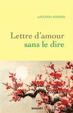 Couverture de Lettre D'Amour Sans Le Dire - Roman