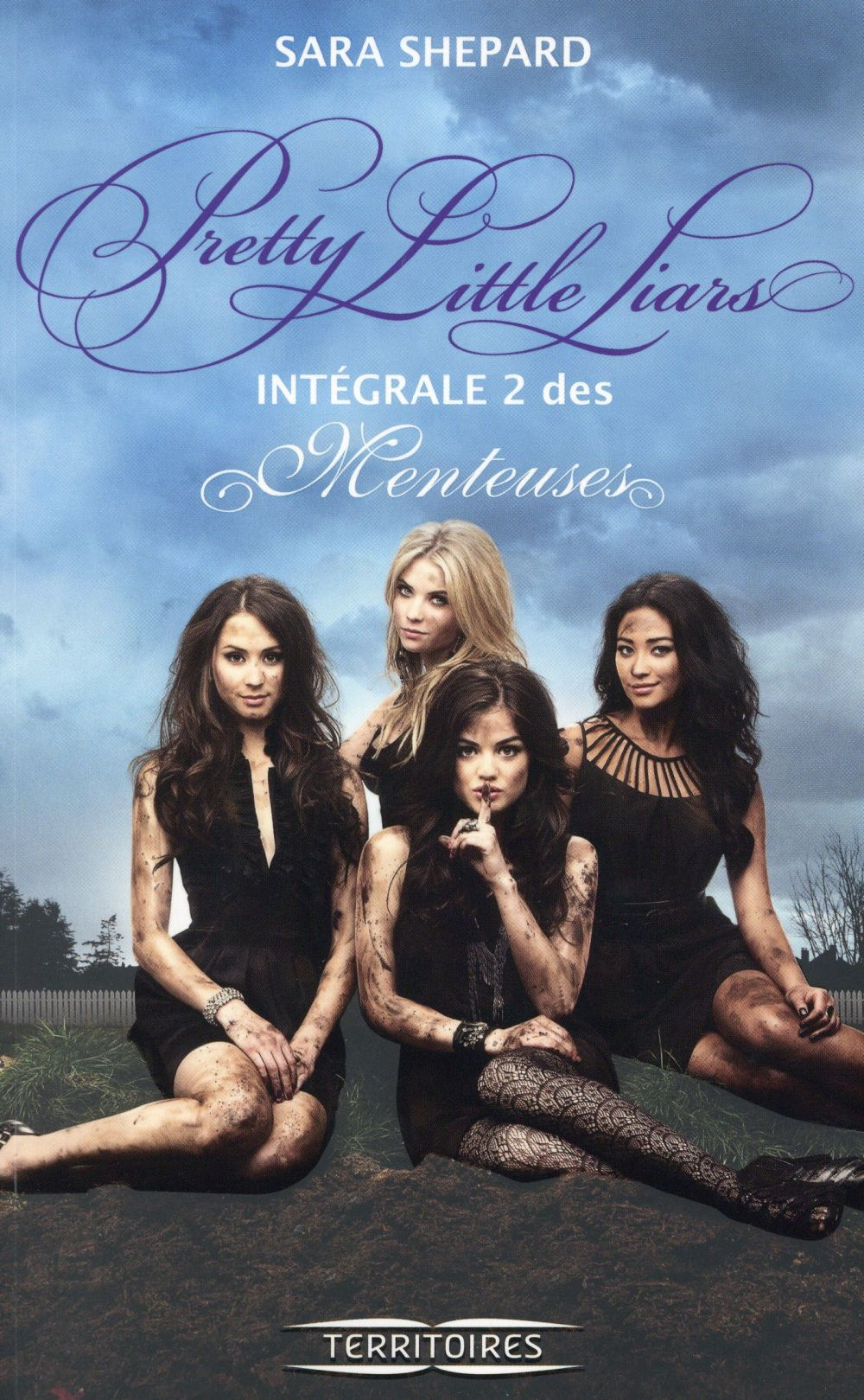 Pretty little liars ; intégrale t.2