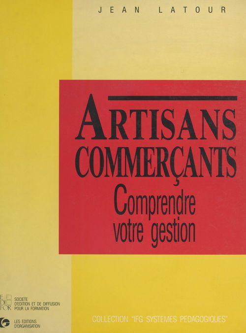 Artisans commercants gest