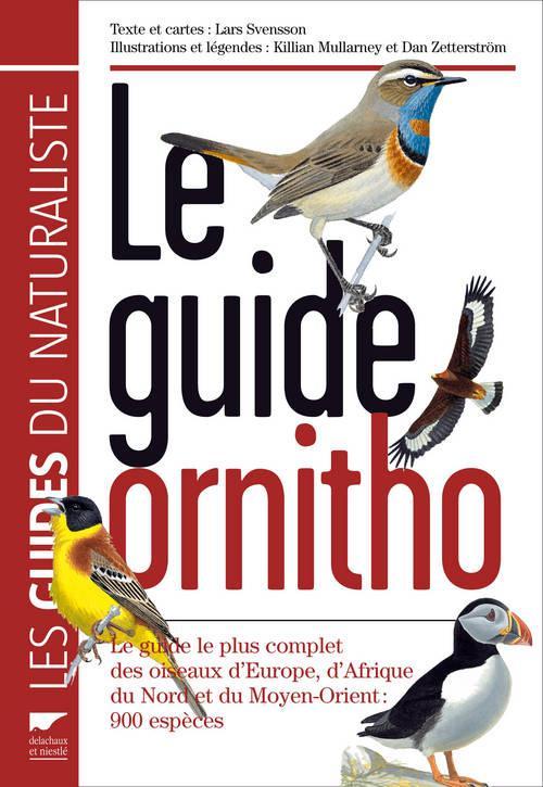 le guide ornitho (édition 2010)