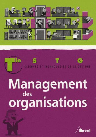 management des organisations ; terminale STG