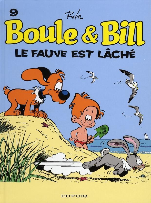 Boule & Bill (Dupuis) T9 Le Fauve Est Lache