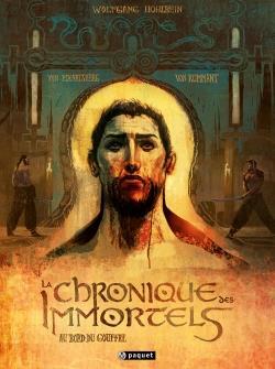 LA CHRONIQUE DES IMMORTELS  -  INTEGRALE VOL.1  -  T.1 A T.3  -  AU BORD DU GOUFFRE T.1 A T.3 Kummant Thomas von