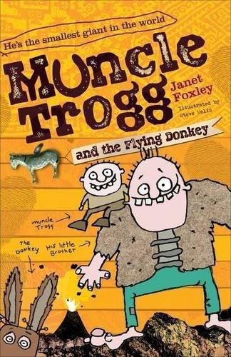 Muncle trogg and the flying donkey