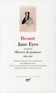 JANE EYREOEUVRES DE JEUNESSE