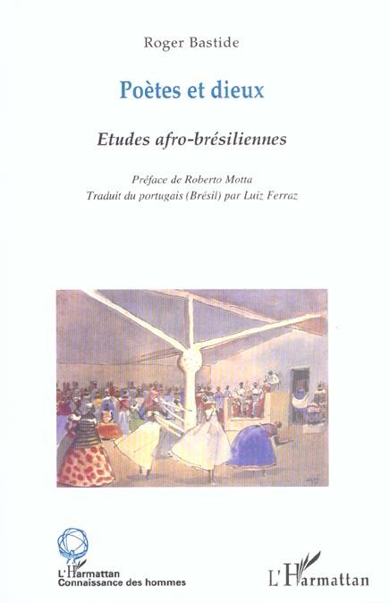Poetes et dieux ; etudes afro-bresiliennes