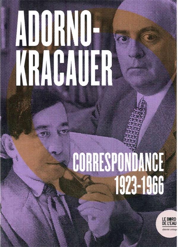 Correspondance 1923-1966