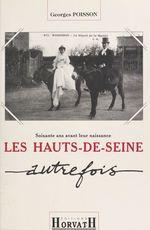Les Hauts-de-Seine autrefois