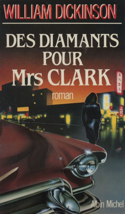 Des diamants pour Mrs Clark