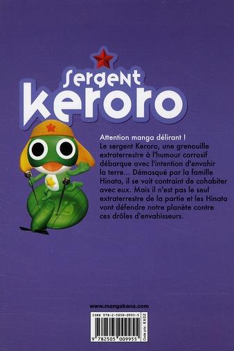 sergent Keroro t.17