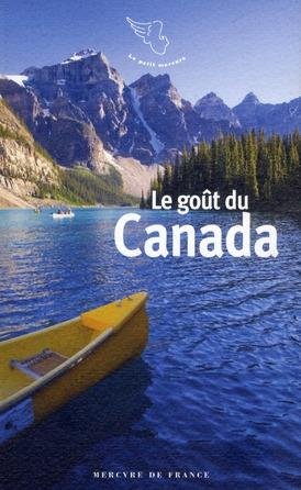 le goût du Canada