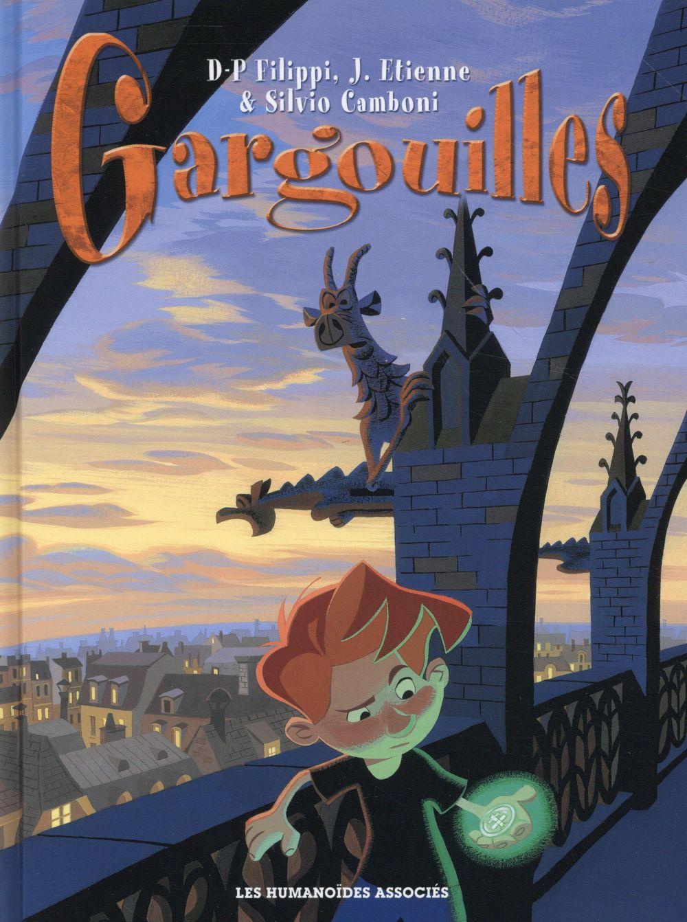 Gargouilles ; INTEGRALE T.1 A T.7