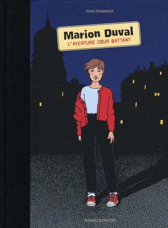 Marion Duval ; L'Aventure Coeur Battant