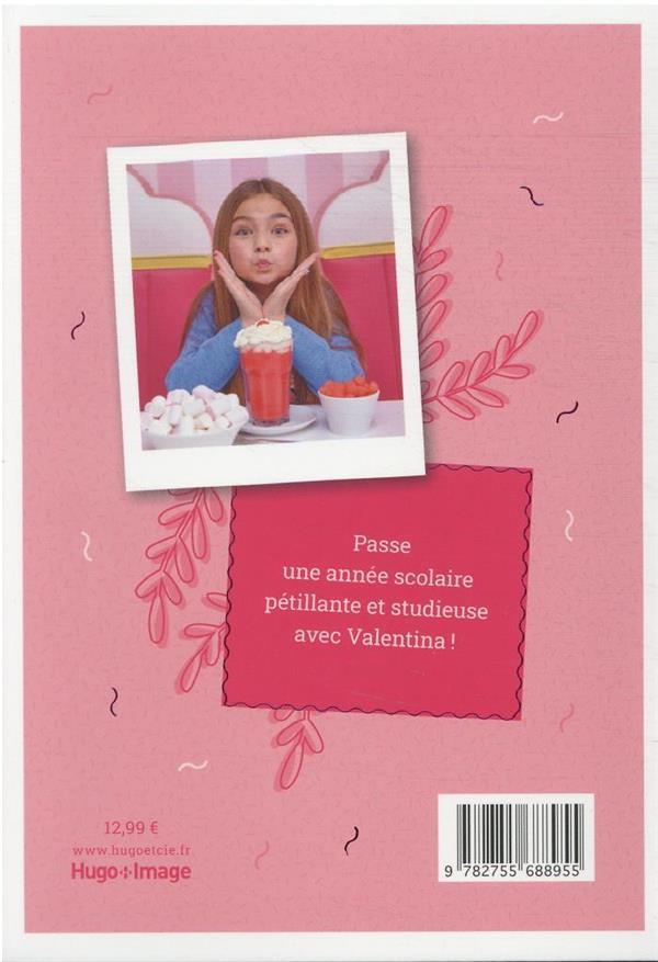 agenda Valentina (édition 2021/2022)