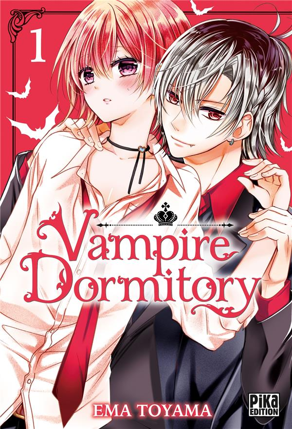 Vampire dormitory T.1