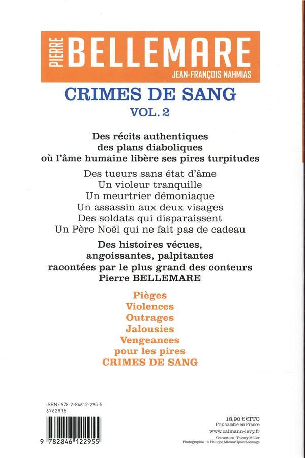 Crimes de sang t.2