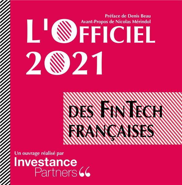 L'Officiel 2021 des FinTech Françaises