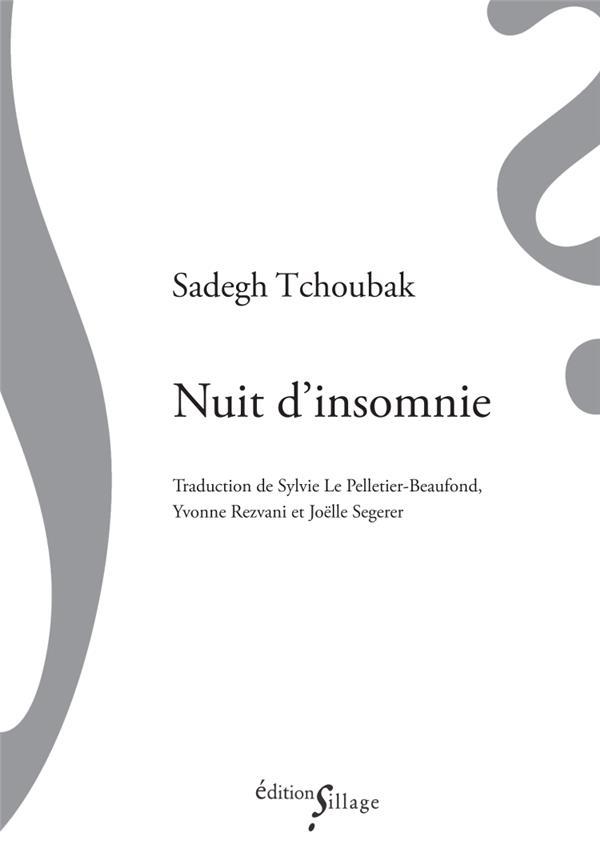 NUIT D'INSOMNIE
