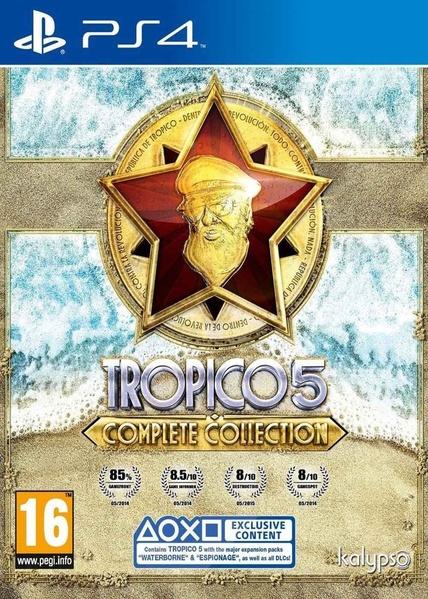 Tropico 5 : complete collection