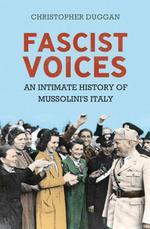 Vente Livre Numérique : Fascist Voices  - Christopher Duggan