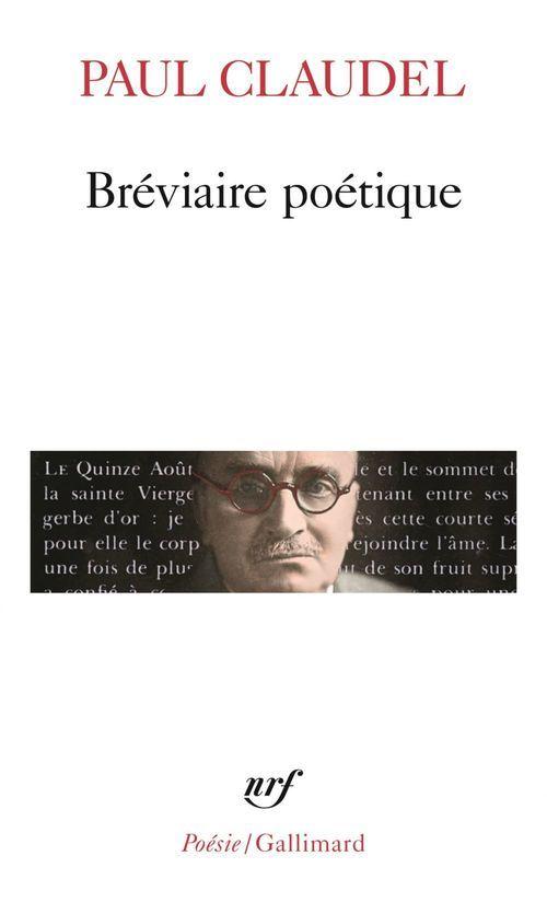 Bréviaire poétique