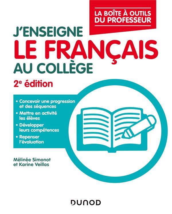 J'enseigne le français au collège (2e édition)