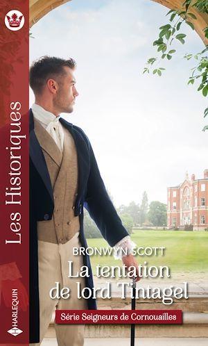 Seigneurs de Cornouailles t.3 : la tentation de Lord Tintagel