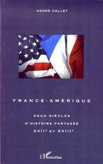 Vente Livre Numérique : France-Amérique  - André Collet