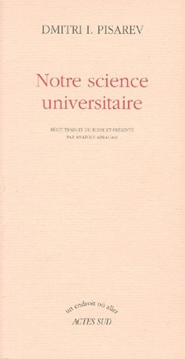 Notre Science Universitaire