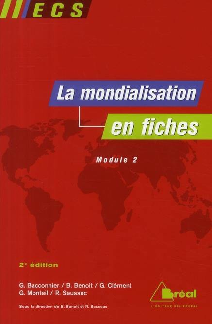 La mondialisation en fiches