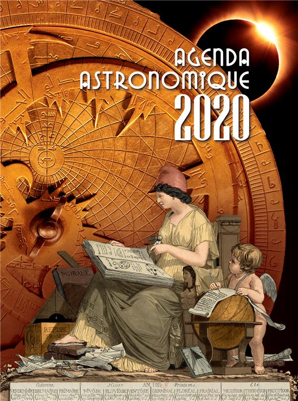 Agenda astronomique 2020