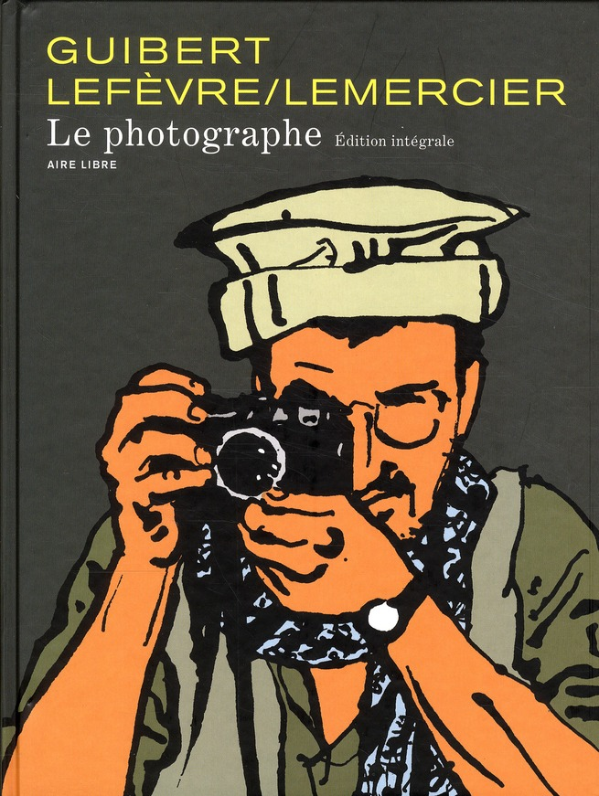LE PHOTOGRAPHE  -  INTEGRALE LEFEVRE/GUIBERT