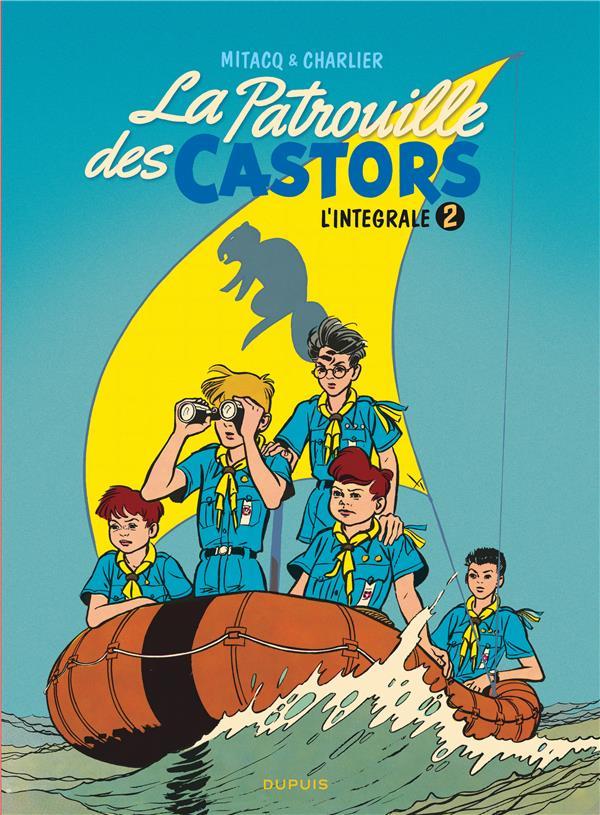 La Patrouille Des Castors ; Integrale T.2 ; 1957-1960