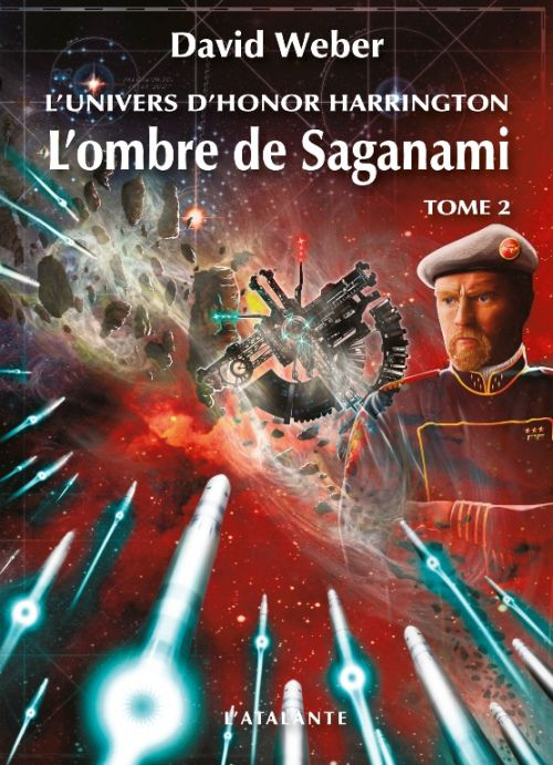 L'Univers D'Honor Harrington ; L'Ombre De Saganami T.2