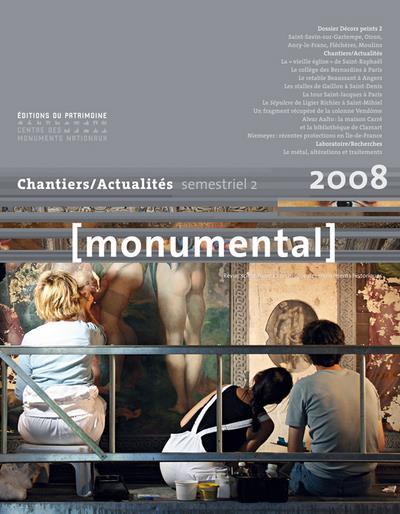 MONUMENTAL n.2008/2 ; décors peints 2