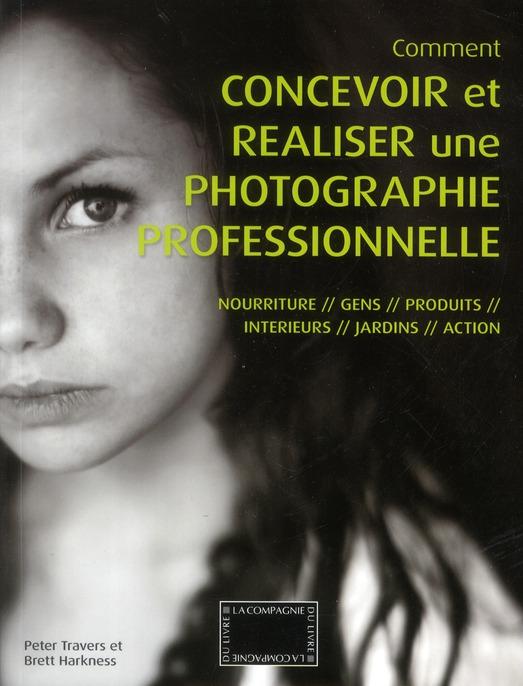 Concevoir et réaliser une photo professionnelle