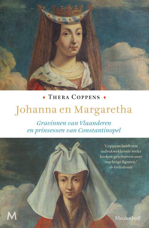 Johanna en Margaretha - Thera Coppens - ebook
