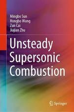 Unsteady Supersonic Combustion  - Hongbo Wang - Jiajian Zhu - Zun Cai - Mingbo Sun